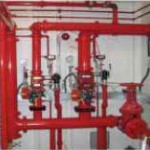 Fire Fighting pipes/hydrant